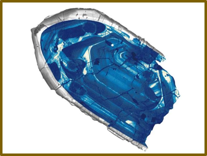 zircon helium dating)